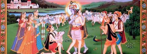 Krishna-Sudamaji